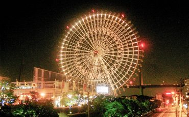 World's Largest Ferris Wheel and Largest Aquarium Tank2