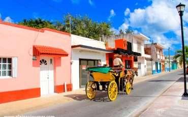 Cozumel Island San Miguel Mexico 1