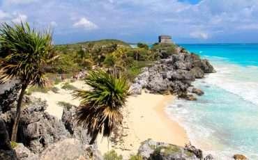 Tulum Ruins Maya Mexico 8