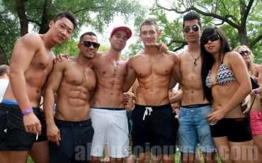 Aqua Party 2013 Toronto 10