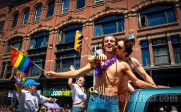 Pride Parade 2013 Toronto 56