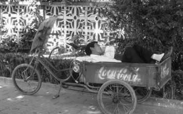 Life in China Outdoor Nappers Beijing 15