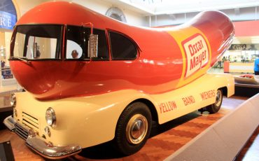 Henry Ford Museum Detroit Weinermobile