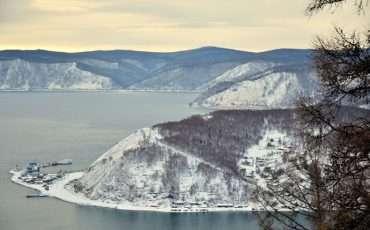Siberia Lake Baikal Russia 10