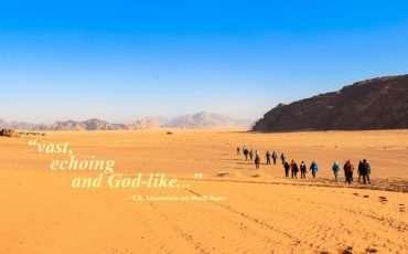 Wadi Rum Jordan 13