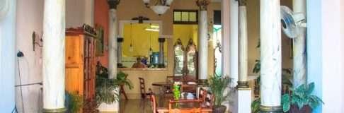 Cienfuegos Casa Yarek and Kenya cuba