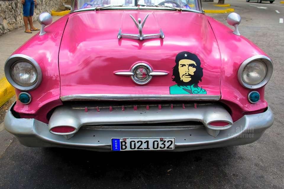 Classic Cars in Cuba Havana