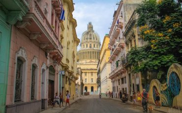 Things to do in Havana Cuba Capitolio Street