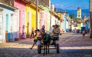 Trinidad Streets Cuba 18
