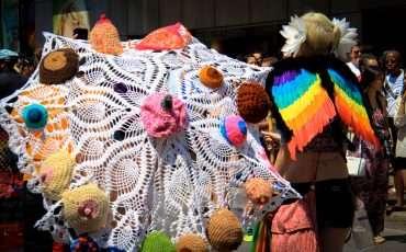 Dyke March World Pride Toronto 19