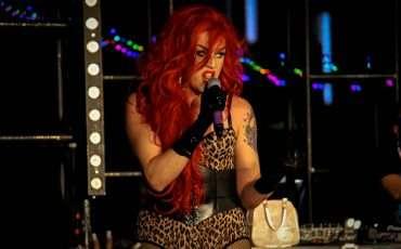 Adore Delano Starry Night World Pride Ru Paul Drag