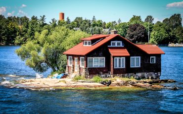 The Thousand Islands Kingston Canada