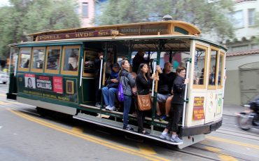 Cable Cars San Francisco 2