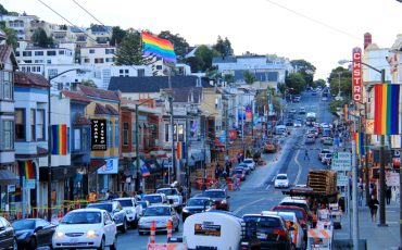 Castro Gay Village San Francisco California 1