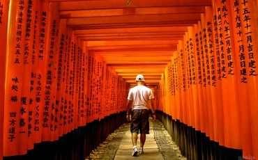Fushimi Inari Taisha Kyoto Japan 4