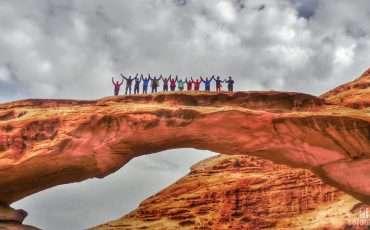 Wadi Rum Arch Jordan Reasons to Visit Jordan