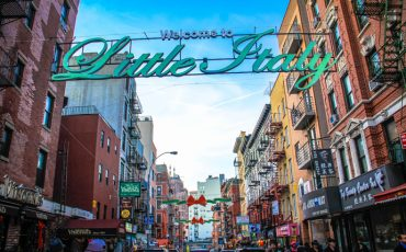 8 Little Italy NYC