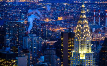Chrysler Building New York Art Deco Architecture 2