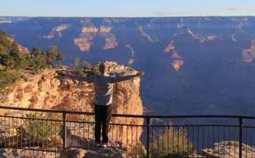 Mather Point Grand Canyon Sunrise 15
