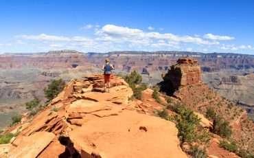 South Kaibab Trailhead Grand Canyon