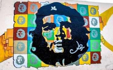 Mural Propaganda Grafitti Havana 4