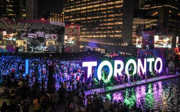 Toronto City Hall Toronto Sign 6