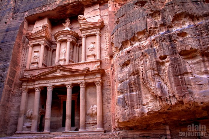 Three UNESCO World Heritage Sites in the Middle East You Must Visit