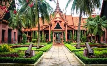 National Museum Phnom Penh Cambodia 5