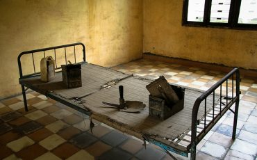 Tuol Sleng Genocide Museum Cambodia 5