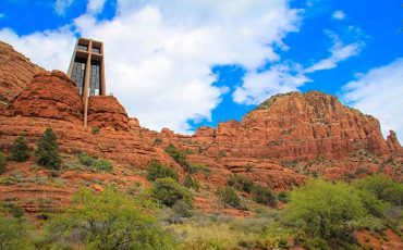 Chapel of the Holy Cross in Sedona 2