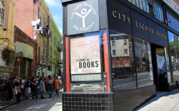 City Lights Bookstore and Publishing San Francisco 4