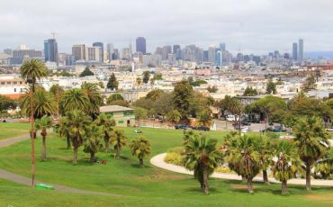 Dolores Park San Francisco California 4
