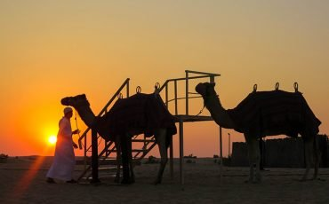 Desert Sunset Tour Dubai 4