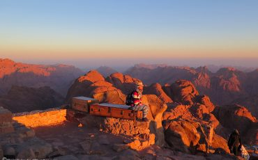 Sunrise at Mt Sinai Egypt 17