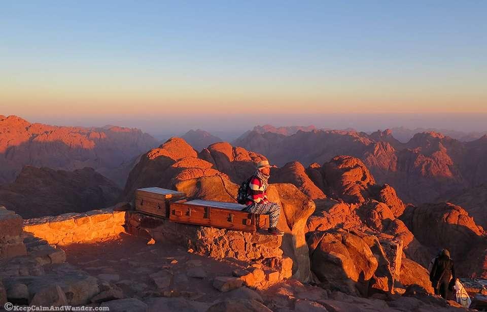My 10 Best Travel Photos / Mt. Sinai, Egypt.