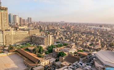 Hilton Hotel Cairo Skyline 6