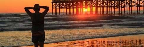 Sunset San Diego California