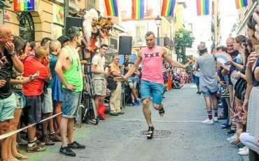 Carrera de Tacones 2016 Madrid Orgullo 7