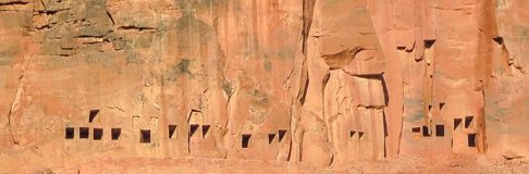 Lion's Tomb Al Ula 5