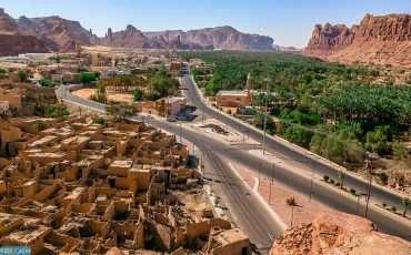 Old Town Al Ula Madain Salih 10