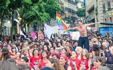 Pride Critic Parade 2016 Madrid Orgullo 3
