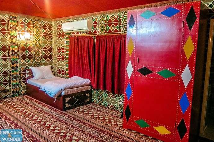 Camping in Al Ula / Sahari Camp Site and Adventure.