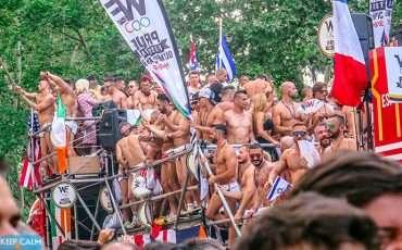 Madrid Pride Parade 2016 : Madrid Orgullo 15