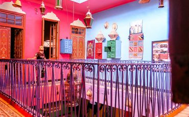 Rainbow Hostel Marrakech 2