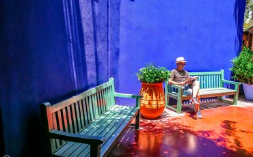 Majorette Garden Marrakech Morocco Yves St Laurent 12