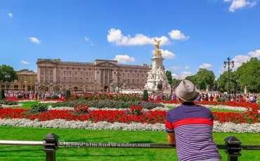 Buckingham Palace London 10