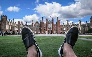 Hampton Court House Tudor London 2
