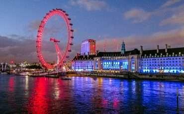 London Eye Night 5