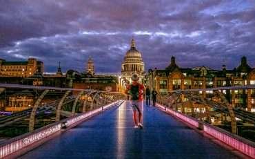 Millennium Bridge London 2