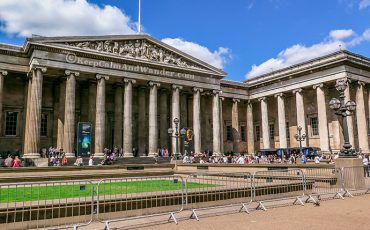 Things to do see at the British Museum London 1